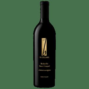 B Cellars Beckstoffer Bourn Vineyard Cabernet Sauvignon