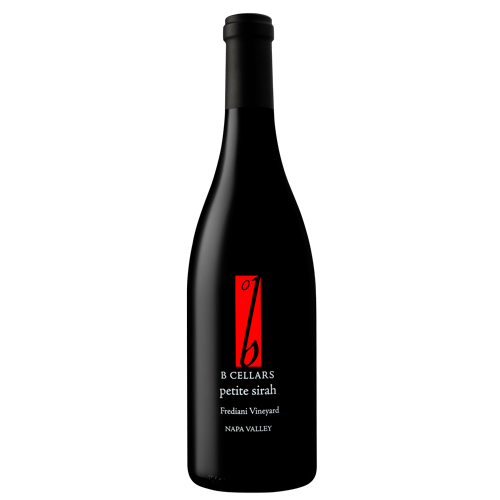 B Cellars Frediani Vineyard Petite Sirah