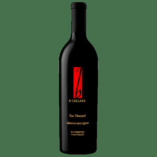 B Cellars Star Vineyard Cabernet Sauvignon