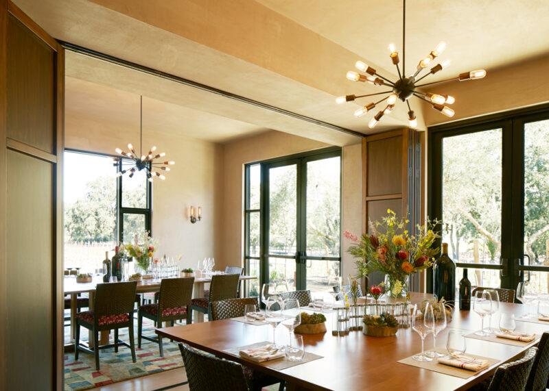 Private Tasting Rooms